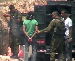 MIDEAST-ISRAEL-PALESTINIAN-WEST BANK-SHOOTING-VIDEO
