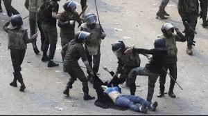 Victim of the military's justice in Cairo