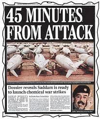 WMDs & Saddam