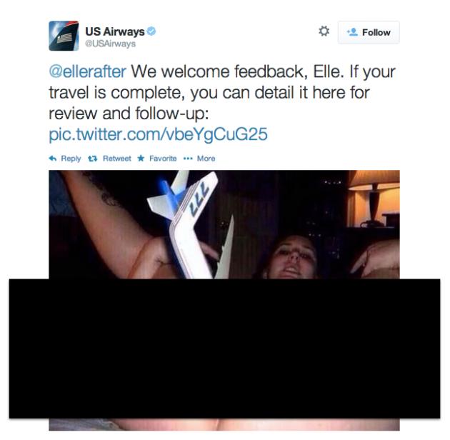 US Air porn