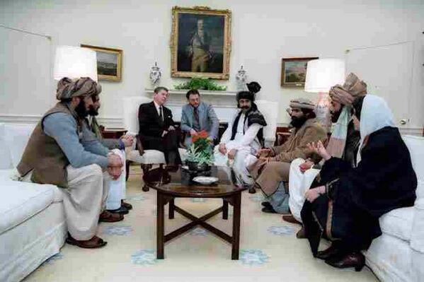 Reagan-Taliban