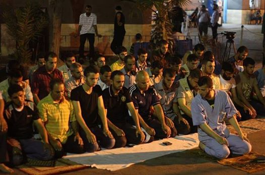prayer at shifaa