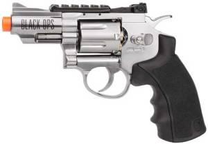 Black Ops revolver