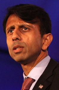 This is Jindal's wikipedia photo
