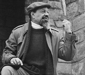"Hammas Abdul-Khaalis, leader of the Hanafi ""movement"" in the U.S."
